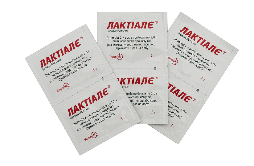 Лактиале (пакеты)