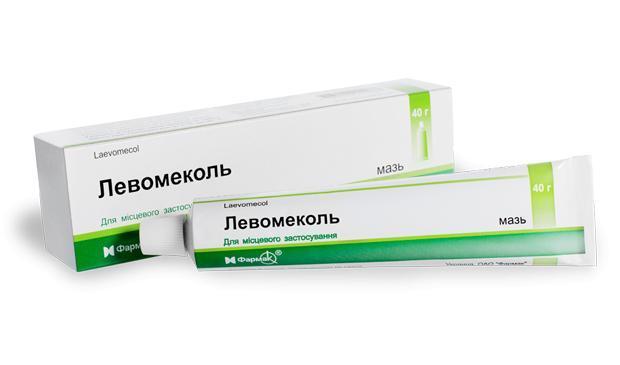 Стафилококк метилурациловая мазь