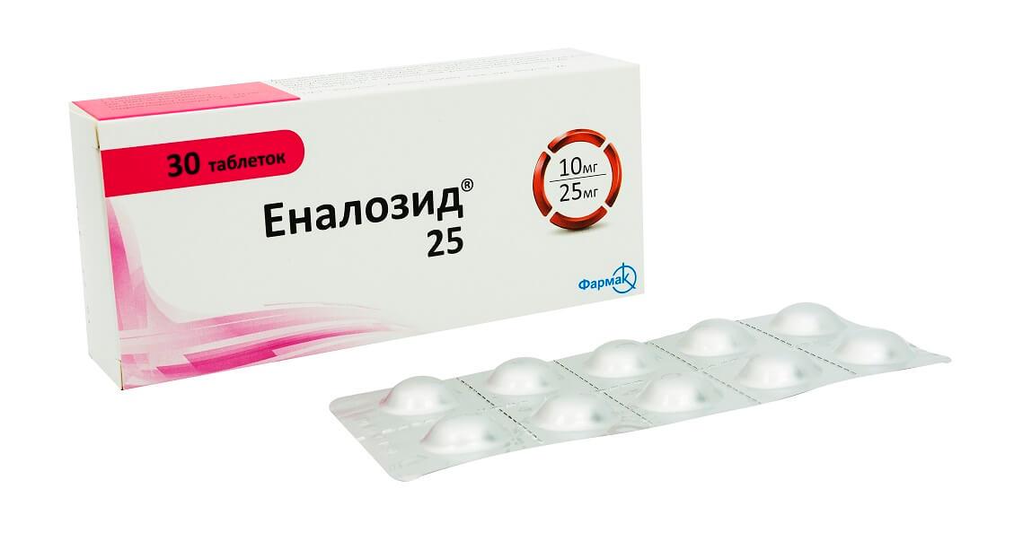 Enalozid 25