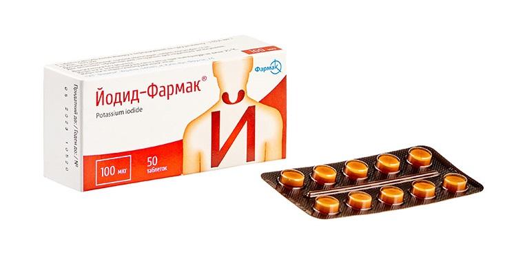 Iodid – Farmak®