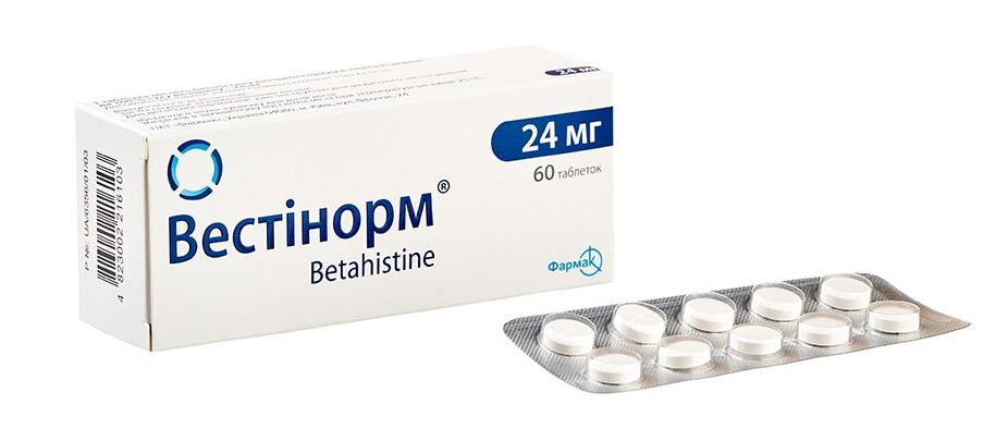 Vestinorm 24 mg