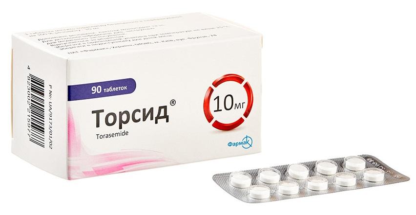 Торсид® (таблетки) 10 мг