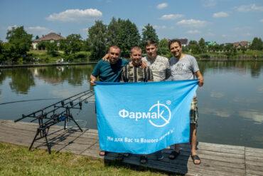 Чемпионат Киева по спортивной рыбалке